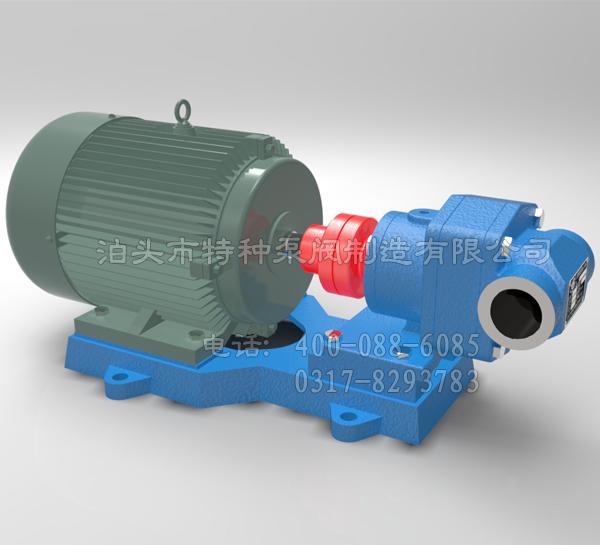 RCB系列chi轮式gao温re油泵