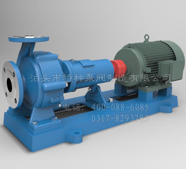 BRY型离心式热油泵(350℃以