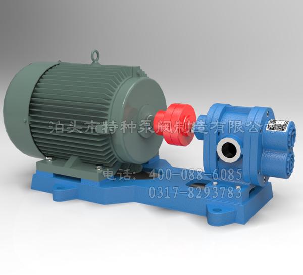ZYB系列中压齿轮式zha油泵