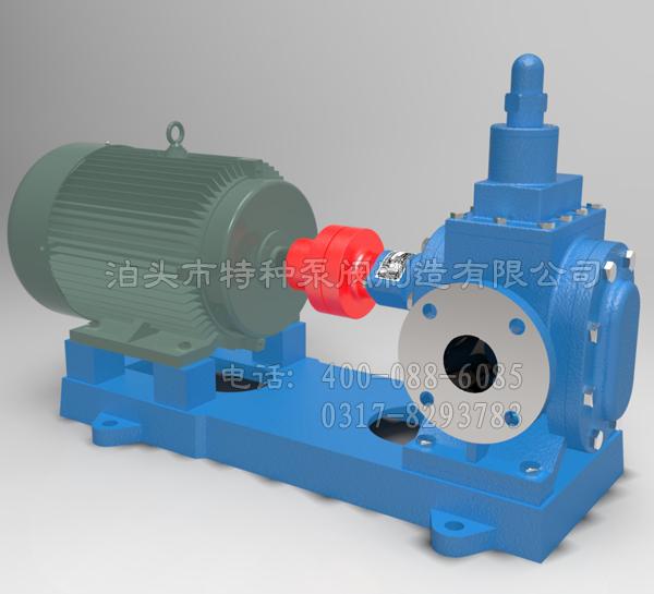 YHB-Y系義ing允統uan弧chi轮泵