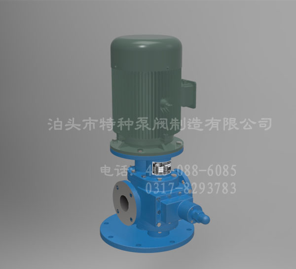 YHB-LY系lieli式yuan弧chi轮泵