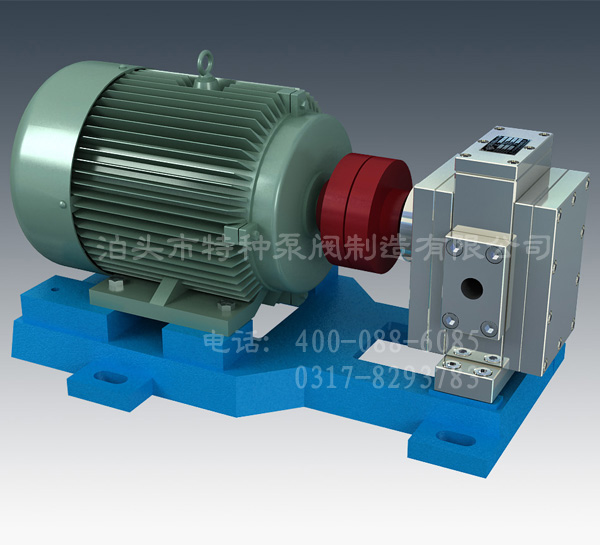 GZYB型高压高精度chi轮泵